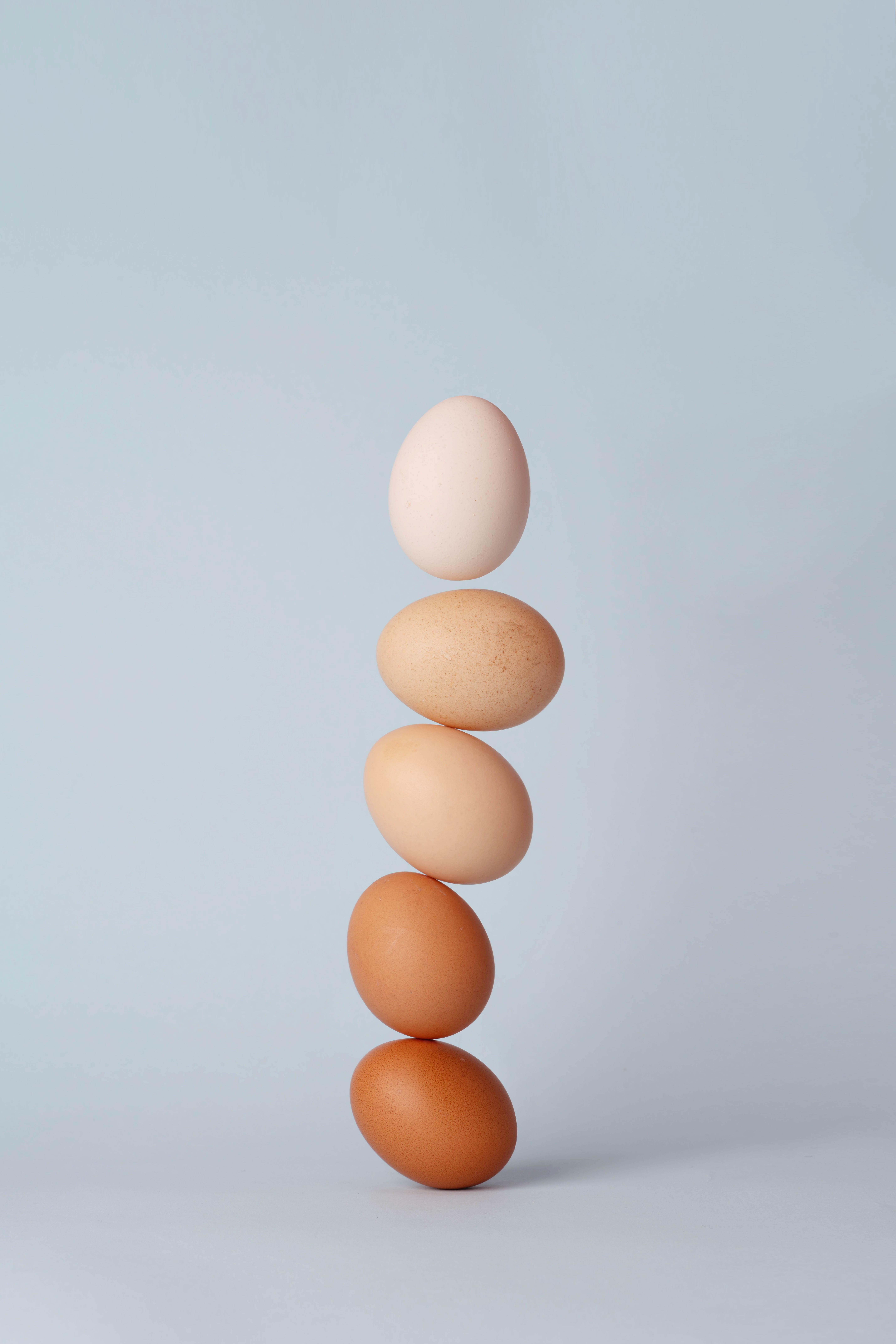 eggs zinc